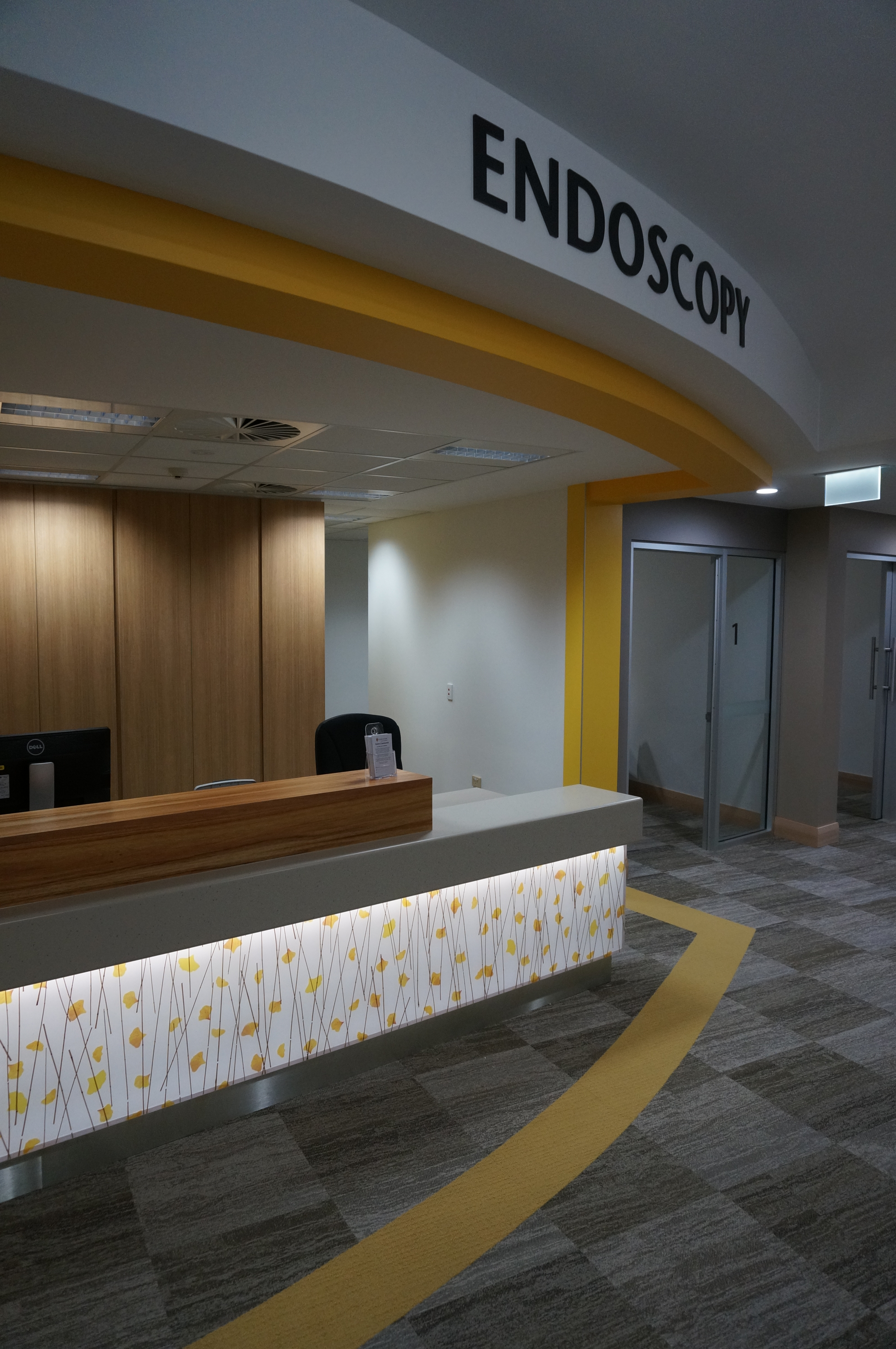 Endoscopy Procedure Room: New Endoscopy Unit Provides Excellence In Care